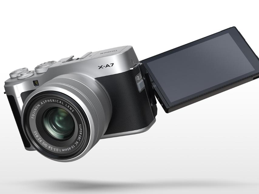 开创智能相机新时代 富士X-A7无反相机