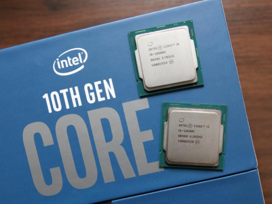 游戏5GHz时代 英特尔酷睿i9-10900K/i5-10600K评测