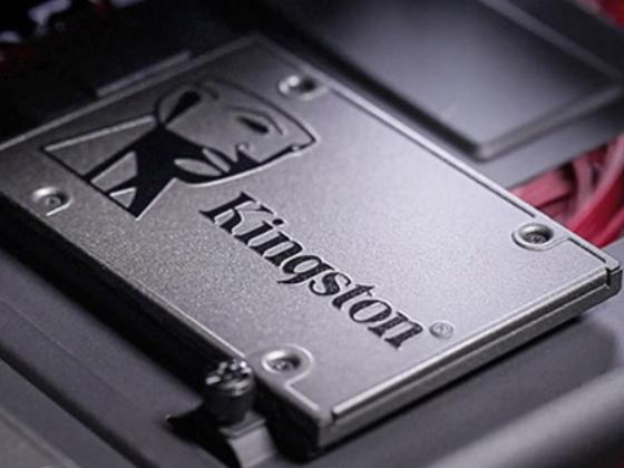 1G 1块都不到 金士顿A400 SATA 480GB固态硬盘售价429元
