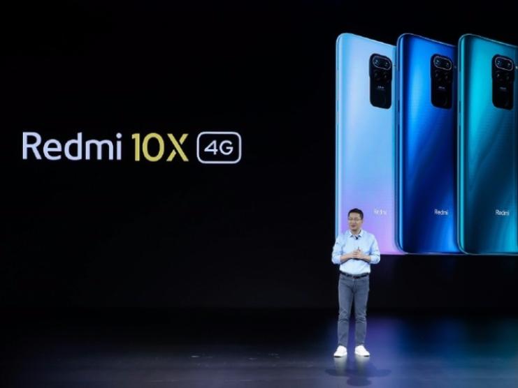 疯狂打脸自己?卢伟冰发布Redmi 10X 4G版 此前说无4G库存一身轻
