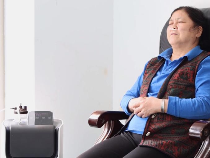 为什么老年人需要吸氧?原因是这样