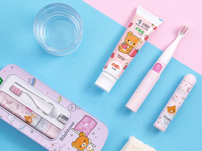守护口腔健康 儿童用电动牙刷刷牙需要注意什么?