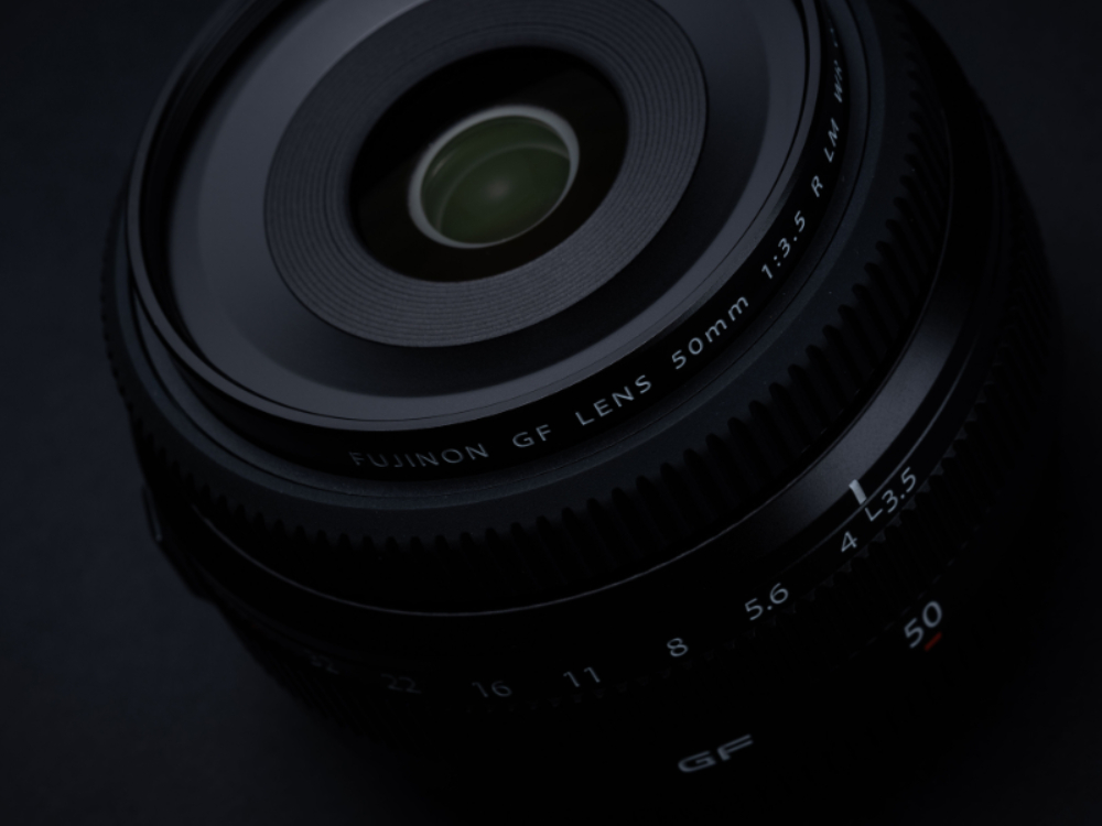 富士GF50mm
