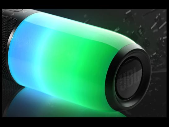 开启音乐氛围新体验,JBL PULSE3 音乐脉动三代便携式蓝牙音箱京东618仅售999元