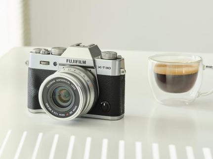 最具性价比的相机 富士X-T30套机京东618零点秒杀