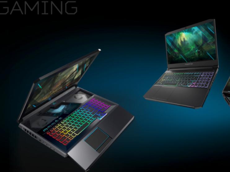 宏碁发布四大品类新品 覆盖轻薄/商用/电竞及创意设计PC