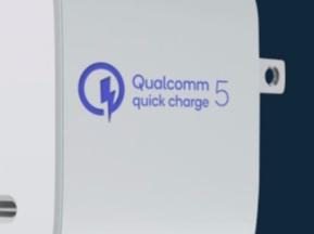 手机晚报:高通发布100W QC5快充,金立10000mAh新机入网