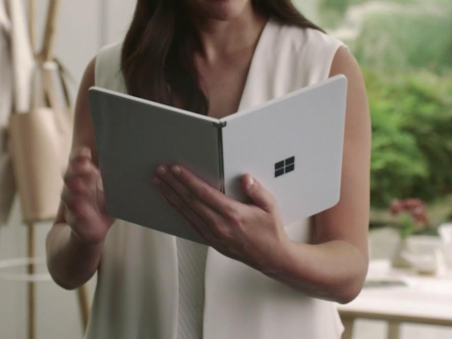 微软Surface Neo双屏笔记本疑似跳票,官网已撤下上市预告
