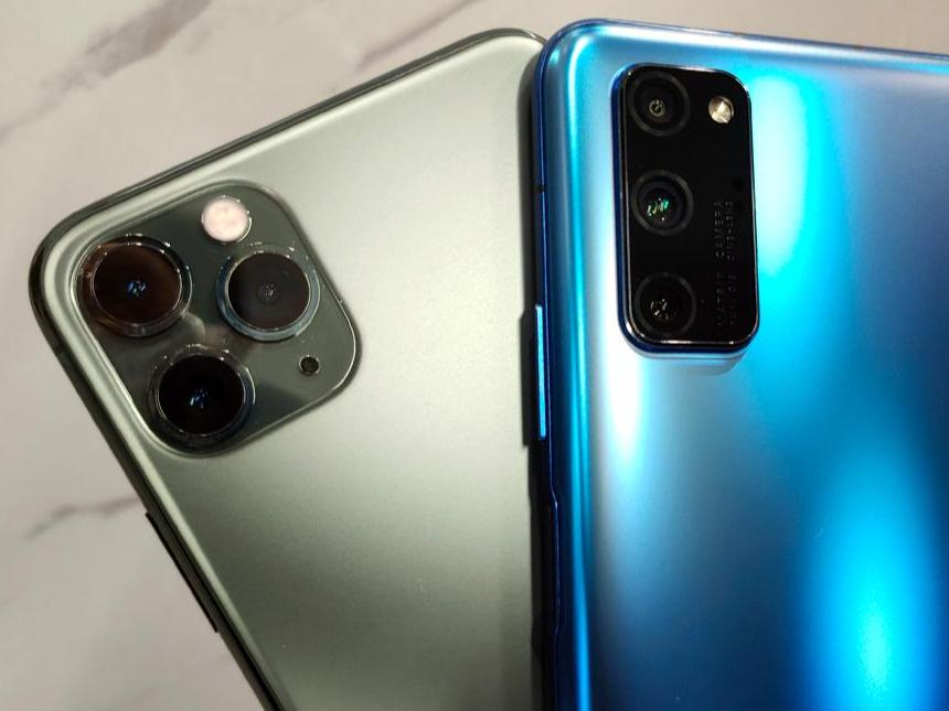 安卓旗舰不保值,不选iPhone还有啥?