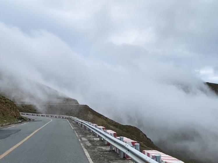 舌尖上的珠峰行下篇:在云中吃早饭