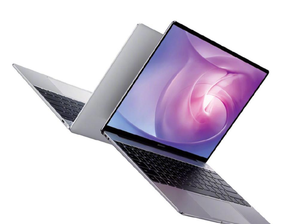 华为笔记本2020年新款猛料:无金属边框的3K悬浮全面屏!