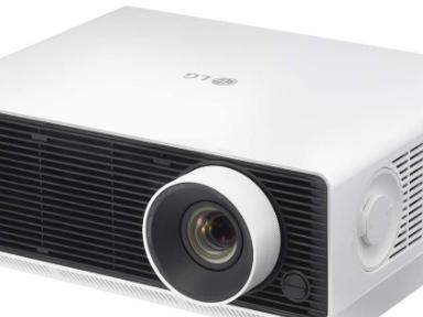 LGBU50NST真4K工程投影仪5000流明48999送150寸高清幕布