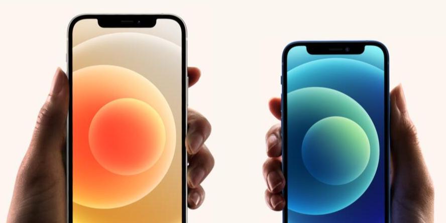 苹果小屏手机