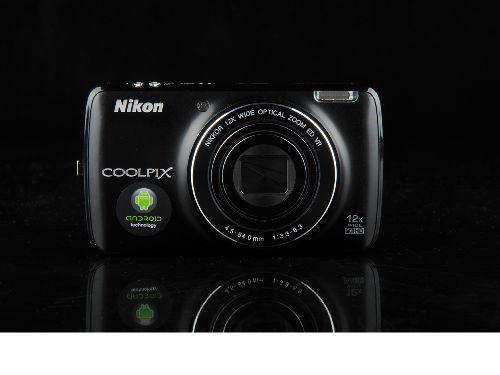安卓相机 尼康COOLPIX S810c深入评测