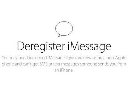 苹果新工具可取消手机号码与iMessage绑定