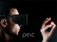 Pinć VR保护壳让你在虚拟现实中操作iPhone