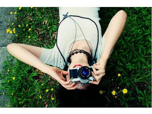 自拍也是一种态度 自拍数码相机推荐