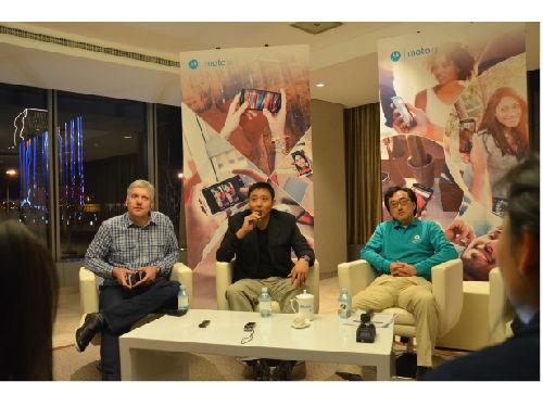 专访刘军:以用户为核心 做消费者选择的Moto