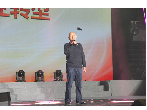 集团总裁郭德英:感恩团队 酷派成功转型