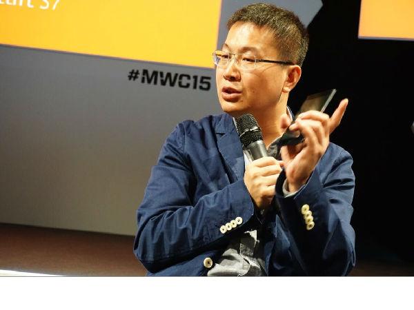 MWC2015专访卢伟冰 金立的追求不止于薄