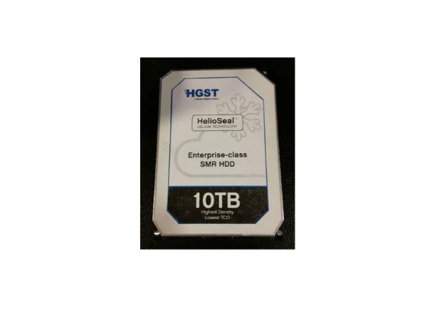 首款10TB机械硬盘现身,主要针对数据中心