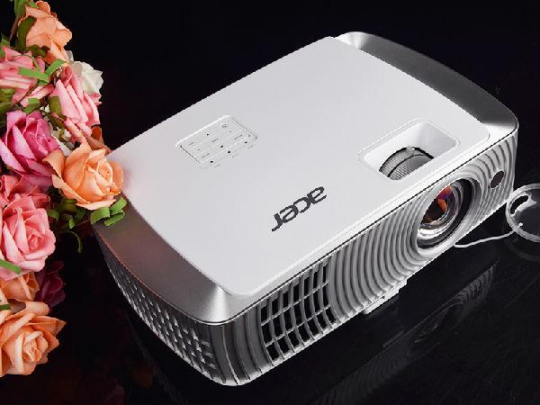 坐享精彩大片时刻 Acer H7550ST投影机评测