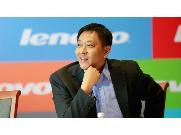 专访联想刘军:智能手机销量目标突破一个亿