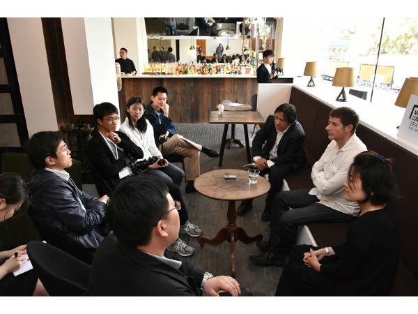 尼康摄影大赛2014-2015  首席评委媒体访谈
