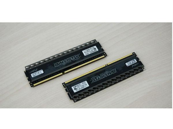 英睿达铂胜精英DDR3 1600 16GB套装内存评测