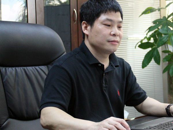专访豪讯CEO施隆红:为何要做手机这个入口