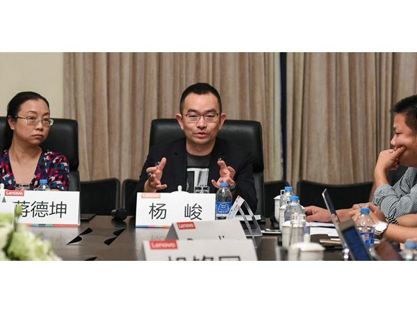 专访联想杨峻:用更好的产品和销售留住用户