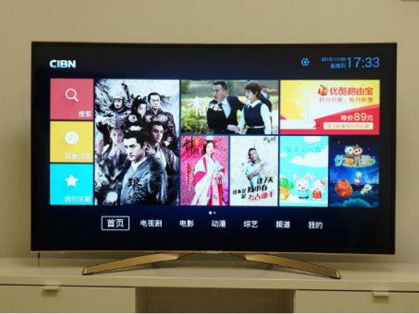 全民普及曲面 康佳QLED55X80A曲面电视评测