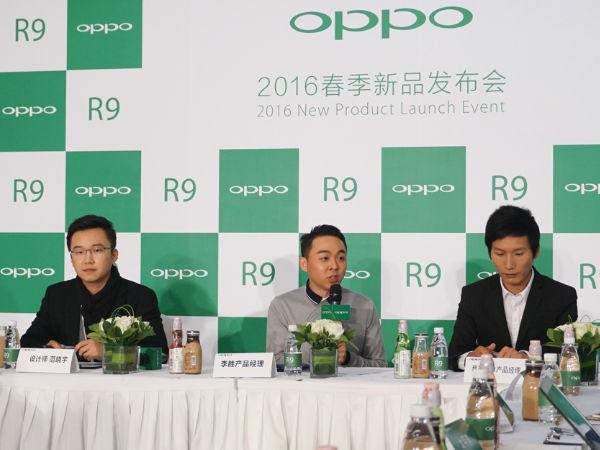 OPPO R9访谈:为你解答产品背后每一处疑惑