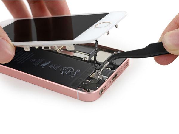 iPhone SE拆解:外旧内新 5S版6S就是这个样