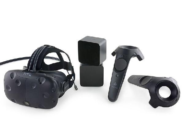 HTC Vive拆解:全球首款完整虚拟现实系统