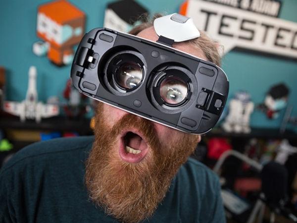 科技报告趴第5期:不要让你的VR产品成了笑柄