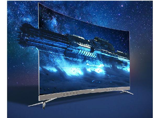 未来电视 飞利浦OLED曲面 65POD901C/T3首测