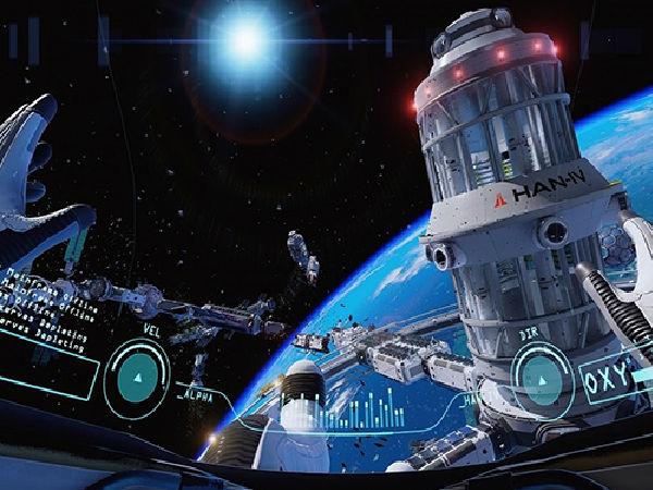 超空间接触 我国VR技术准备向国际舞台冲击!