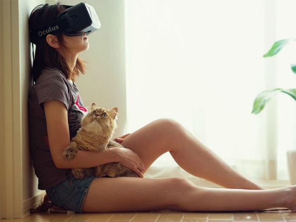 女性玩家虚拟世界遭遇咸猪手 VR表示怪我喽?