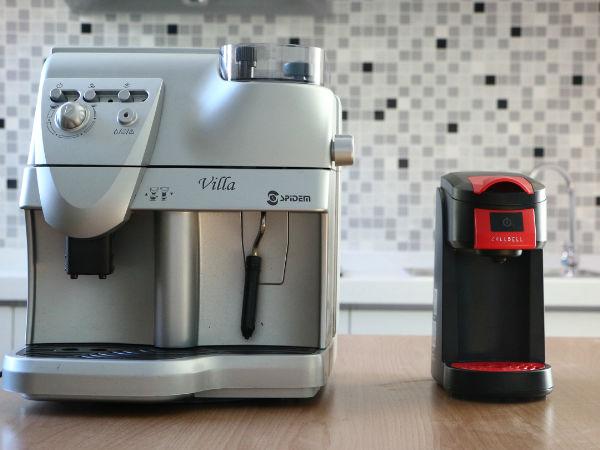 品质最重要 全自动咖啡机对比单杯饮品机