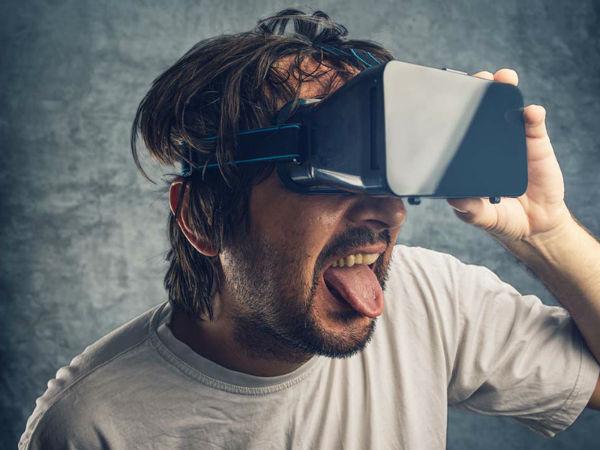 拥有这些VR头显 进入虚拟世界你会做什么?