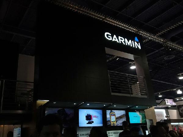 旅行良伴 CES2017 Garmin发布数款新品