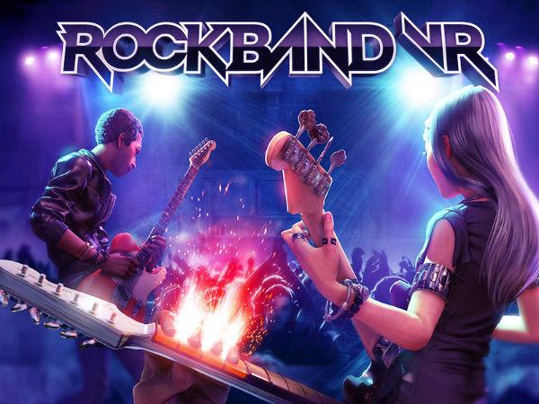 吉他小白变大神 《Rock Band VR》下月发售