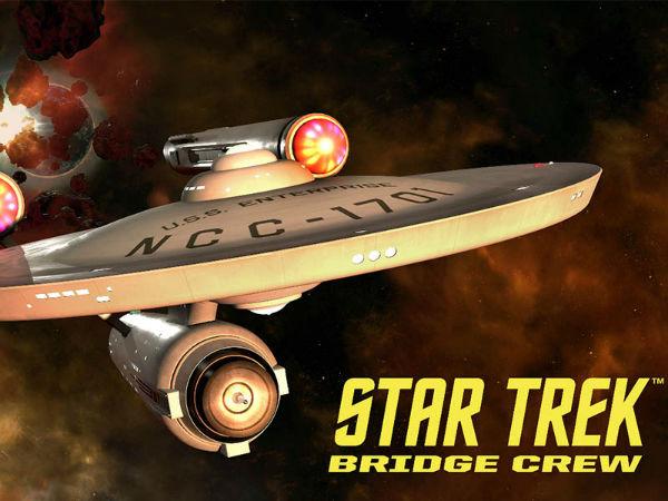 好消息?VR游戏《星际迷航:舰桥船员》又跳票