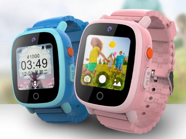 众筹609% 卫小宝K7推儿童社交拍照电话手表
