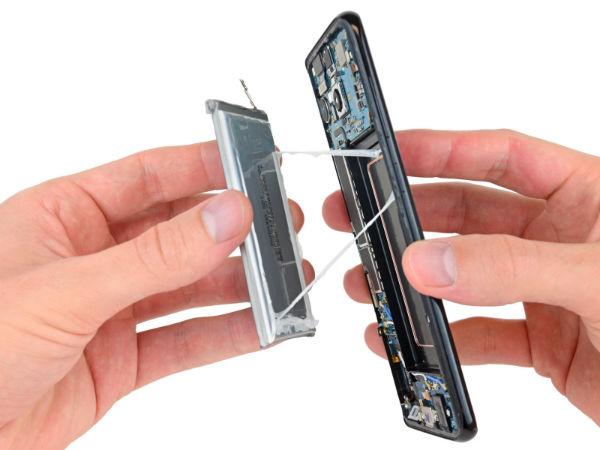 三星Galaxy S8拆解:并没有想象中那么难
