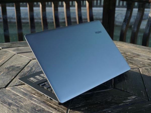 超窄边框 办公首选 海尔简爱S14笔记本评测