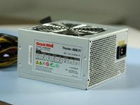 智能温控设计 长城GW-A400BWA-PS电源评测