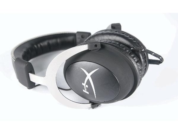 先声夺人HyperX Cloud 暴风专业电竞耳机