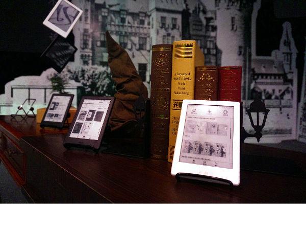 为中国市场定制 Kindle X咪咕电子书阅读器